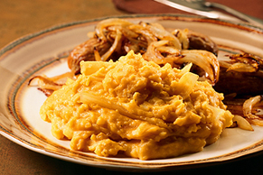 Super Smashed Potatoes