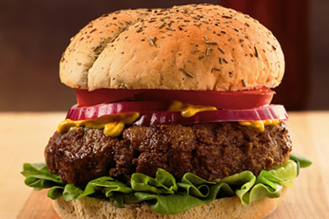 International BBQ Burgers Image 1