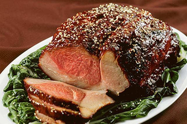 Mahogany Pork Roast Image 1