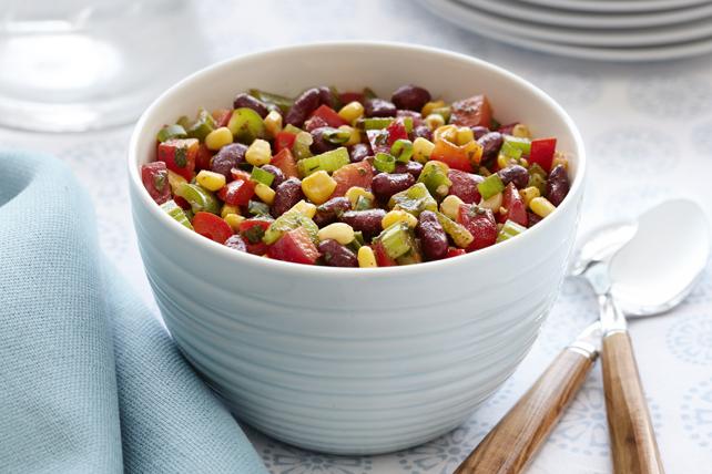 Salade de haricots et de salsa Image 1