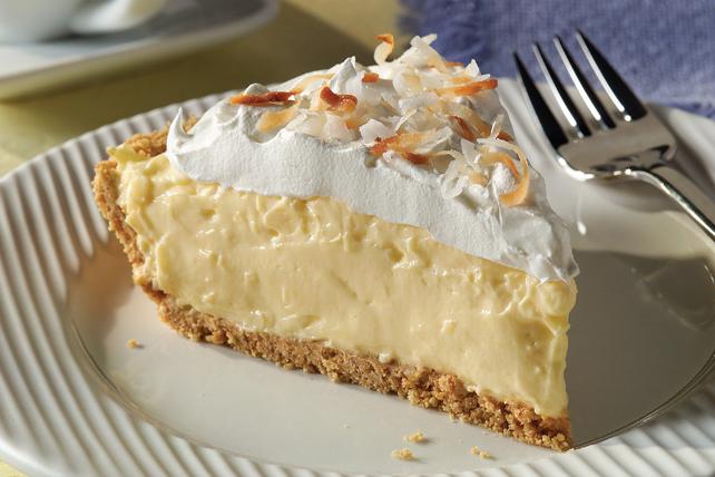 Easy Coconut Cream Pie Image 1