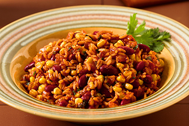 Tex-Mex Rice and Beans