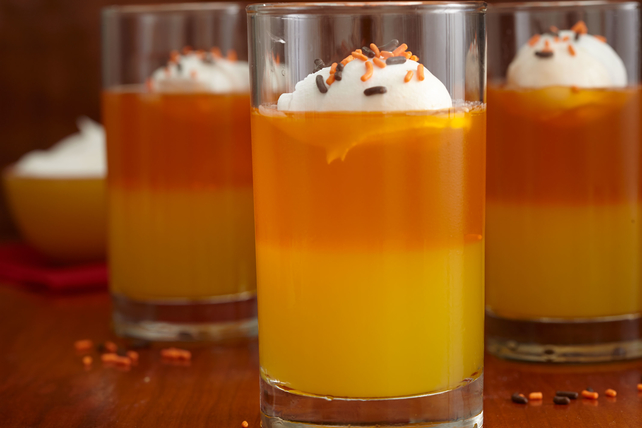 Candy Corn 'Punch'