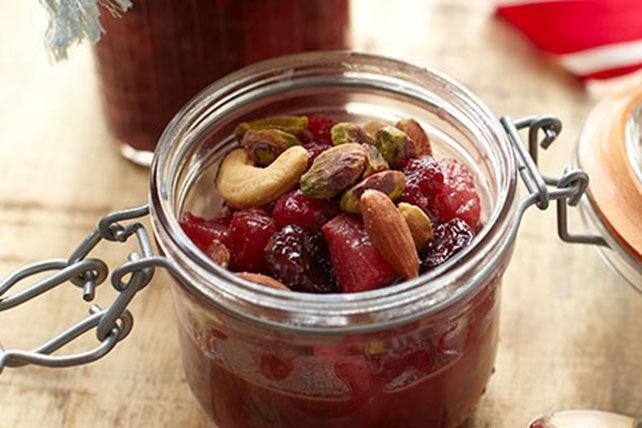 Cranberry-Pear Chutney Image 1