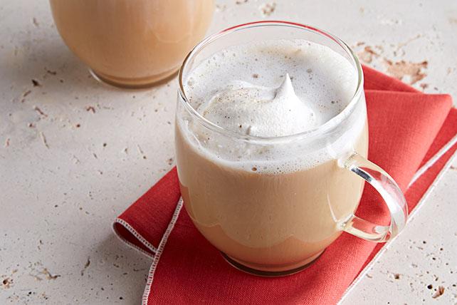 Café latte con sidra de manzana Image 1