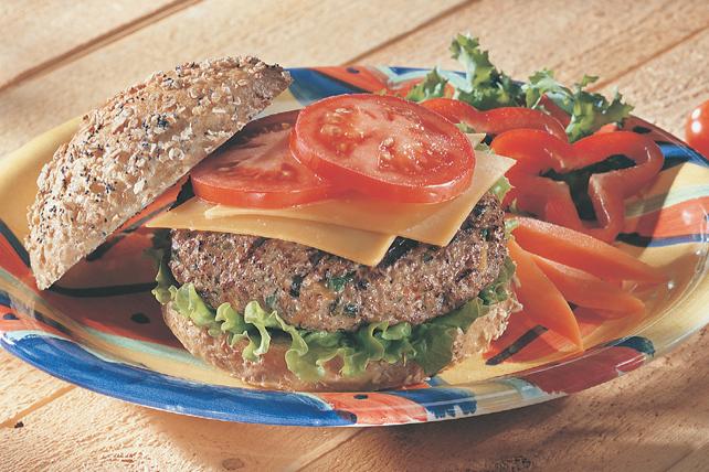 Le burger à la sauce Worcestershire  Image 1