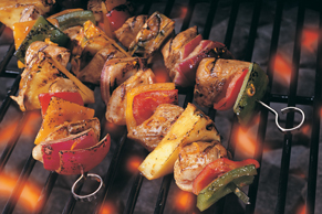 Citrus-Chicken Kabobs
