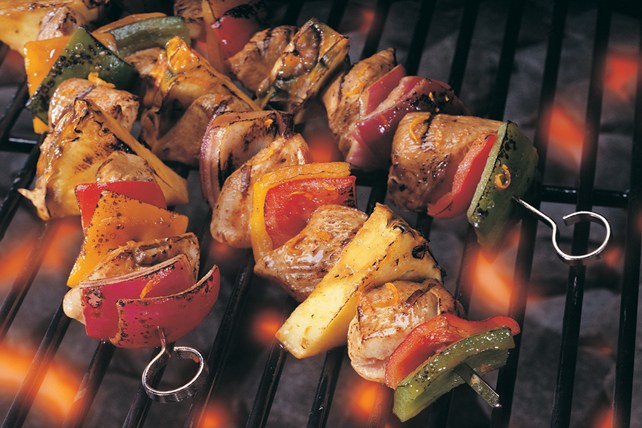 Citrus-Chicken Kabobs Image 1