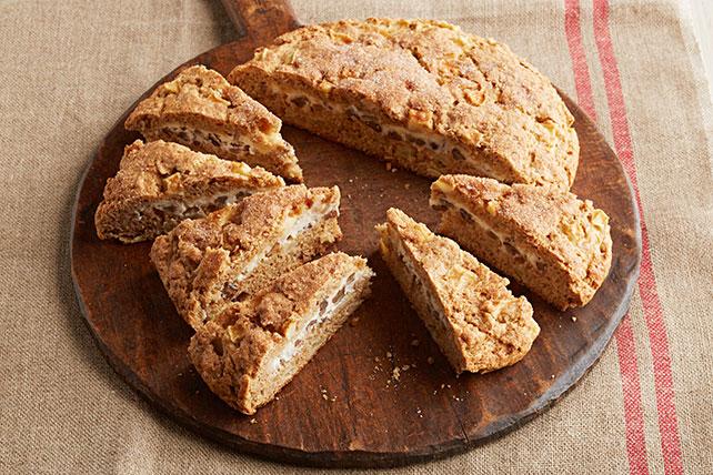 Bizcochitos de manzana rellenos de queso crema Image 1