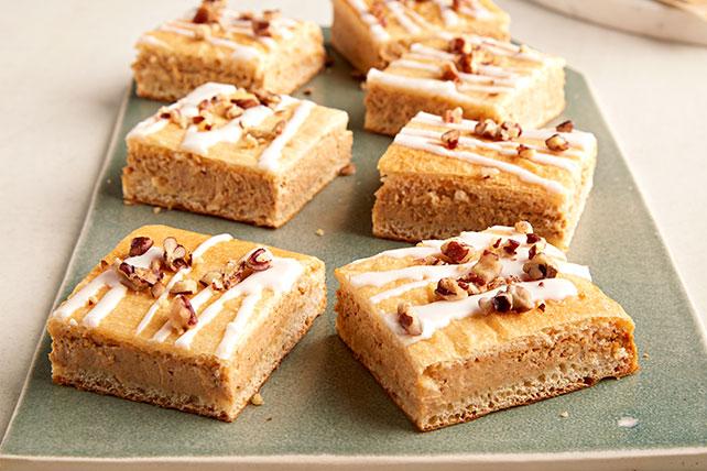 Pastel de café con calabaza y queso crema Image 1