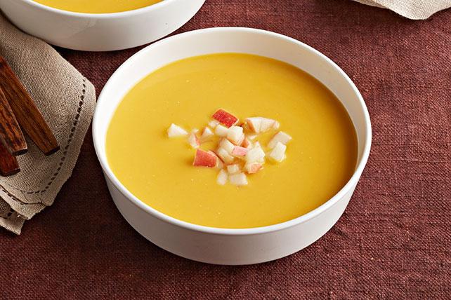 Sopa de calabaza al curry y manzana Image 1