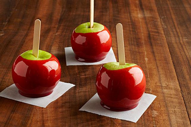 Manzanas caramelizadas Image 1
