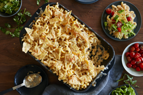 """Nacho"" Mother's Mac & Cheese"