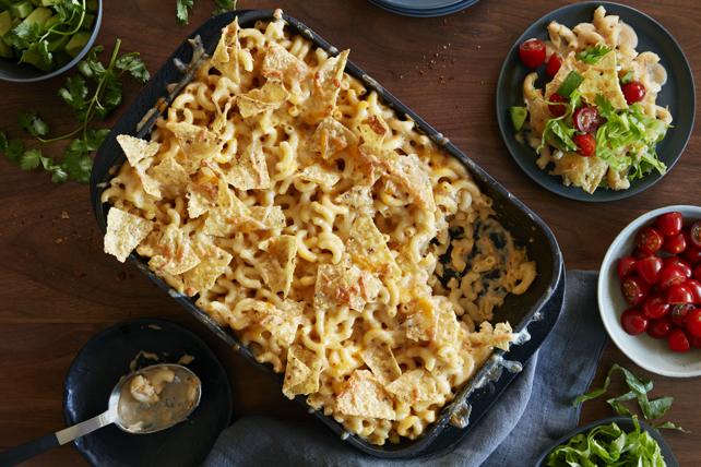Macaroni au fromage style «nacho»  Image 1