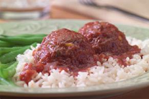Chili-con-Carne Meatballs