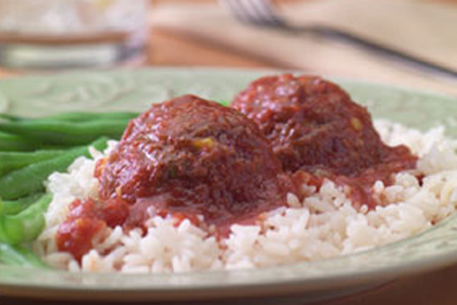 Chili-con-Carne Meatballs Image 1