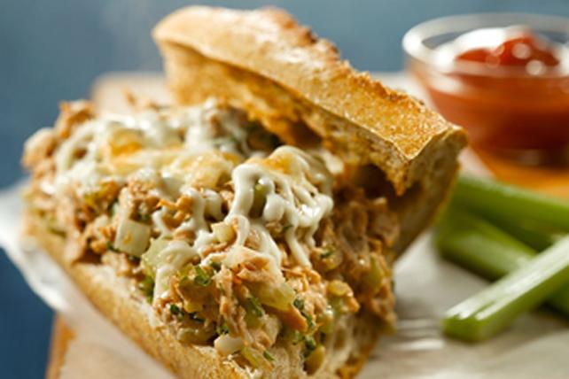 Sandwich au thon familial Image 1