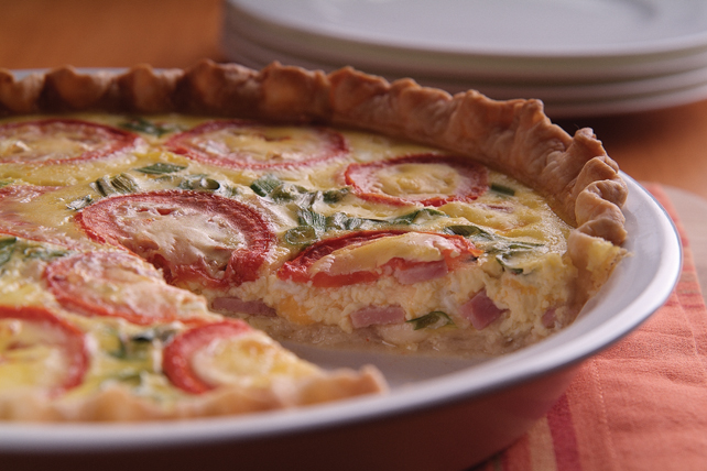 Bacon Quiche Image 1