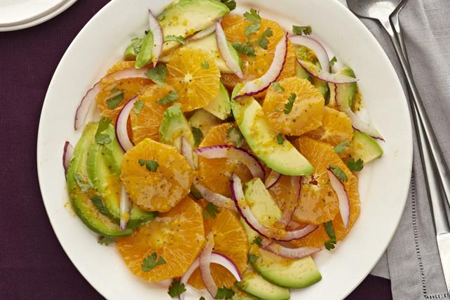 Salade d'agrume et d'avocat Image 1