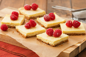 PHILADELPHIA 3-STEP Cheesecake Squares