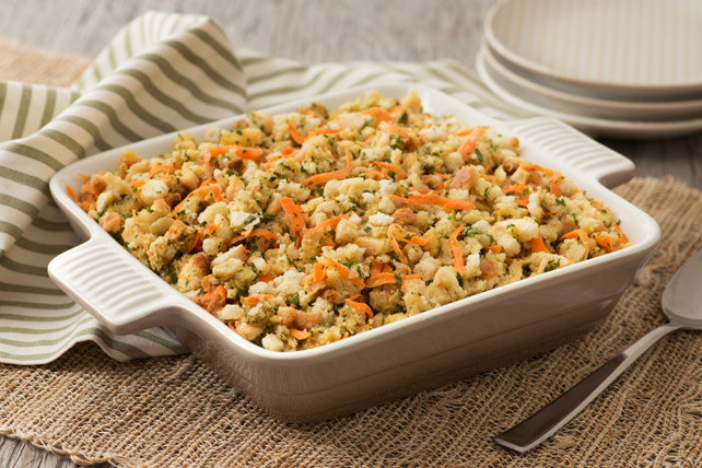 Herbed STOVE TOP Stuffing with Carrots Image 1