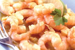 Crevettes LEA & PERRINS