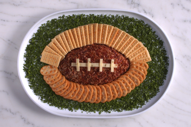 Bacon-Chipotle-Ranch Cheesy Football Image 1