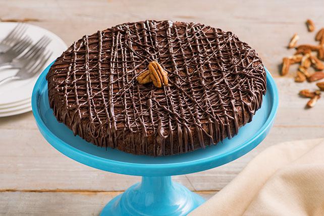 Tarte au chocolat mi-amer BAKER'S dans un seul bol Image 1