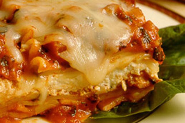 Lasagne à la florentine Image 1