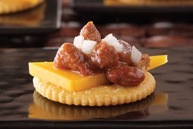 Chili-Cheese Snackers