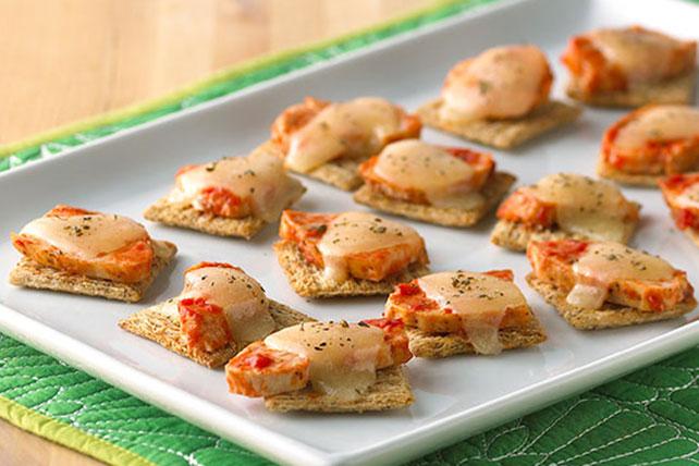 Craquelins au poulet et au parmesan Image 1