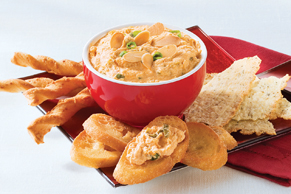 Hot Crab and Cream Cheese Dip