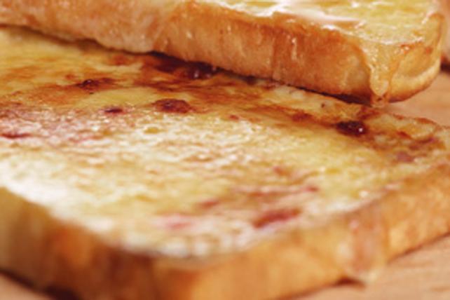 Fromage sur pain grillé Image 1