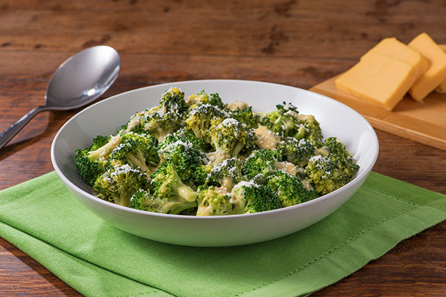 Double-Cheese Broccoli Toss Image 1