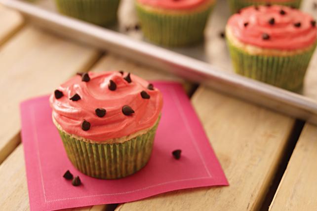 Petits gâteaux au melon d'eau Image 1