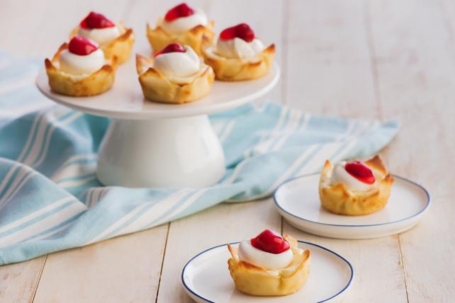 Gâteaux au fromage miniatures Image 1