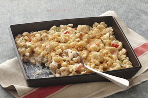 Tomato-Basil Mac & Cheese