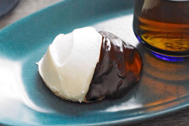 Biscuits noir et blanc Image 1