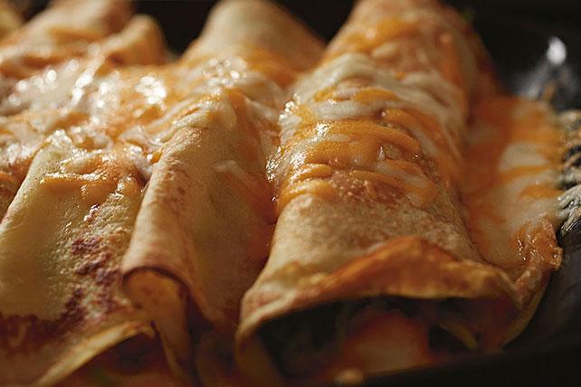 Savoury Stuffed Crêpes Image 1
