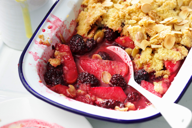 Apple-Berry Crisp Image 1