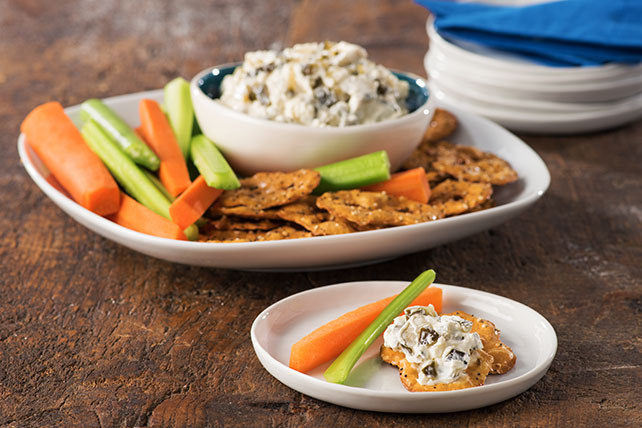 Creamy Pickle Dip Image 1