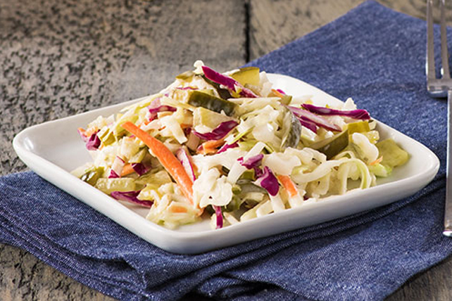 Zesty Cabbage Coleslaw Image 1