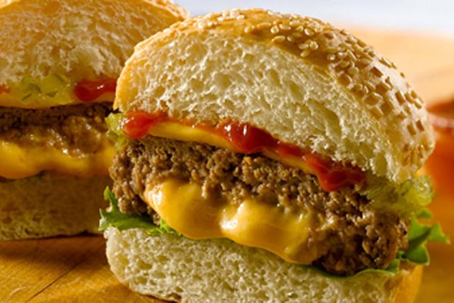 HEINZ Mega Burger Image 1