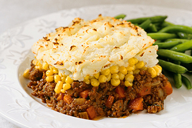 Classic Simple Shepherd S Pie Recipe Kraft Canada