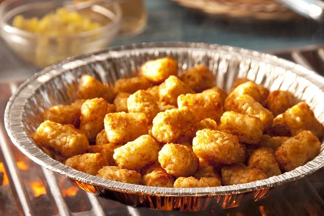 Pépites de pommes de terre grillées Image 1