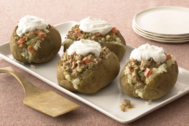 Super pommes de terre farcies Image 1