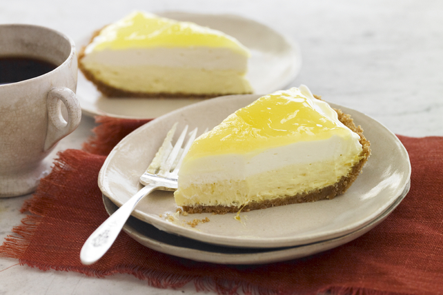 Tarte à la crème au citron Image 1