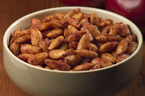 LEA & PERRINS Barbecued Almonds