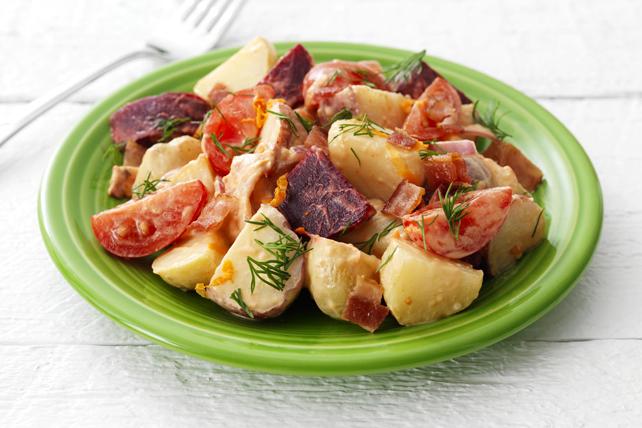 Salade de pommes de terre russe Image 1