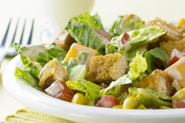 Salade de poulet sublime Image 1